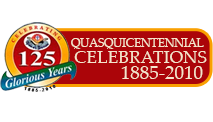 Quasquicentennial Celebrations
